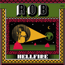 """Rob """"Hell Fire"""" (Tambourine Party)"""
