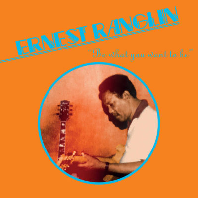 """Ernest Ranglin """"Be What You Want To Be"""" (Emotional Rescue)"""
