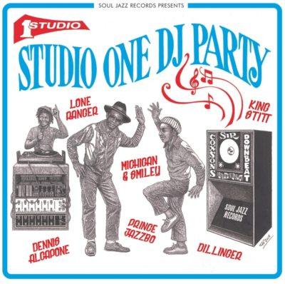 "Various Artists ""Soul Jazz Records presents Studio One DJ Party"" (Soul Jazz)"