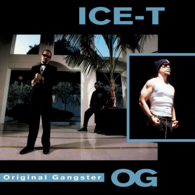 "Ice-T ‎""O.G. Original Gangster"" (Music On Vinyl)"