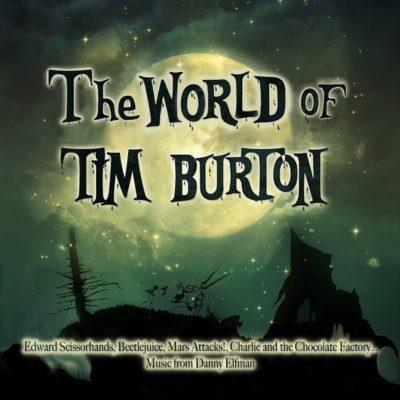 "Various Artists ""The World of Tim Burton"" (FGL)"