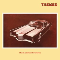 """Various Artists """"All American Powerhouse (Themes)"""" (Be With)"""