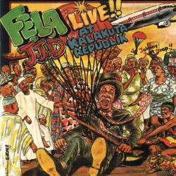 """Fela Kuti """"J.J.D."""" (Knitting Factory)"""