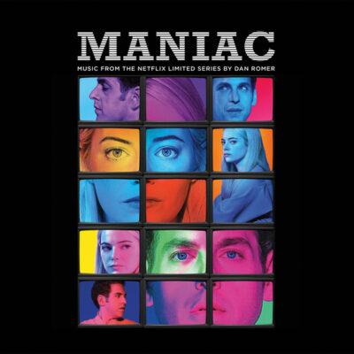 """Original Soundtrack """"Maniac"""" (Waxwork)"""