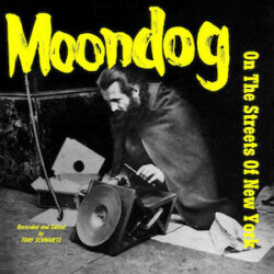 "Moondog ""On The Streets Of New York"" (Mississippi)"
