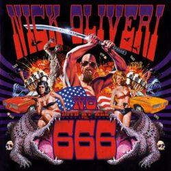 "Nick Oliveri ""N.O. Hits At Al Vol. 666″ (Heavy Psych Sounds)"