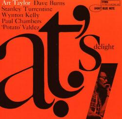 "Art Taylor ""A.T.'s Delight"" (Blue Note)"
