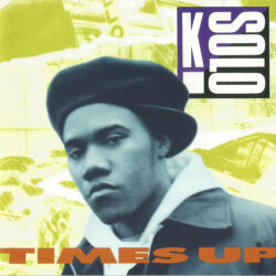 "K-Solo ""Times Up"" (Music On Vinyl)"