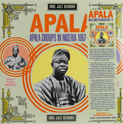 "Various Artists ""Apala: Apala Groups In Nigeria"" (Soul Jazz)"