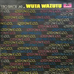 "Ebo Taylor Junior with Wuta Wazutu ""Gotta Take It Cool"" (Mr. Bongo)"
