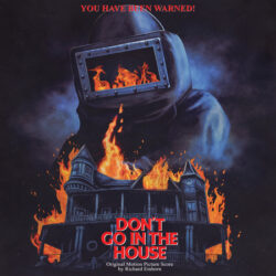 """Original Soundtrack """"Don't Go In The House"""" (Waxwork)"""