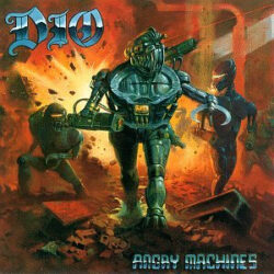 """Dio """"Angry Machines"""" (BMG)"""