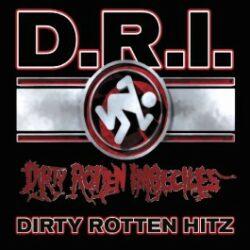 "D.R.I. ""Greatest Hits"" (Back On Black)"