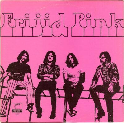 "Frijid Pink ""Frijid Pink"" (Akarma)"