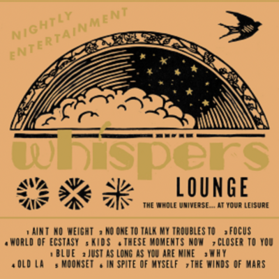 "Various Artists ""Whispers: Lounge Originals"" (Numero)"
