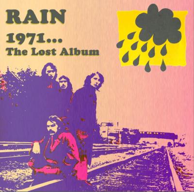 "Rain ""1971…The Lost Album"" (Jargon)"