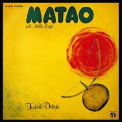 """Matao and Atilla Engin """"Turkish Delight"""" (Arsivplak)"""