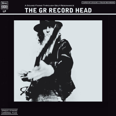 "GR ""The GR Record Head"" (Cardinal Fuzz)"