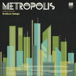 "Broken Lamps ""Metropolis"" (Electric Nerve Music)"