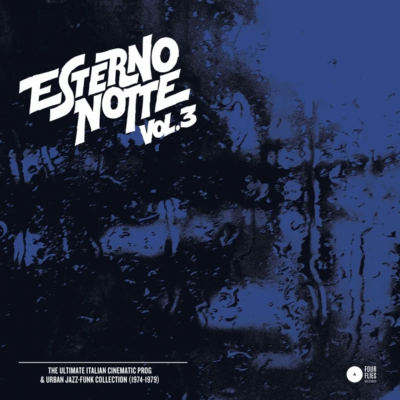 "Various Artists ‎""Esterno Notte Vol.3″ (Four Flies)"