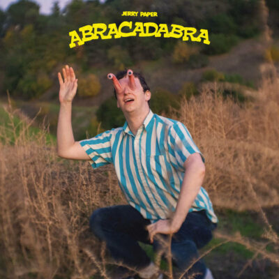 "Jerry Paper ""Abracadabra"" (Stones Throw)"