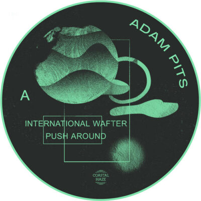 "Adam Pits ""International Wafter"" (Coastal Haze)"