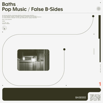 "Baths ""Pop Music/False B-Sides""(Basement's Basement)"
