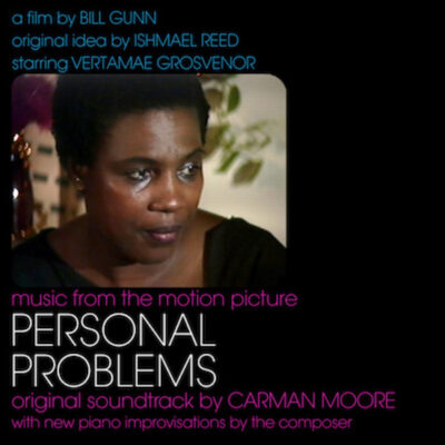"Carman Moore ""Personal Problems"" (Reading Group)"